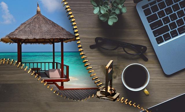 plážový domeček