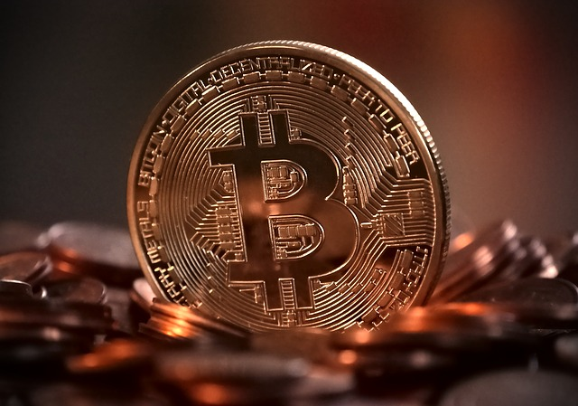 peníze bitcoin
