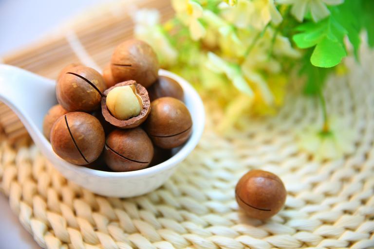 ořechy se skořápkou